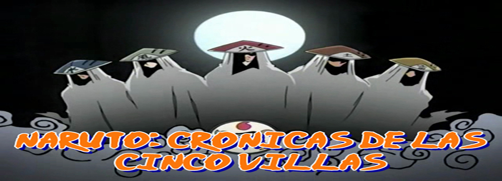 Naruto: Crónicas de las cinco villas