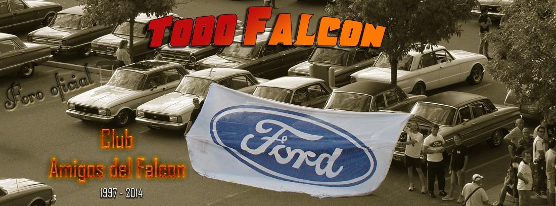 P�gina Oficial del Ford Falcon Argentino